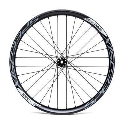 rodas carbono e bike speedsix earth e grey
