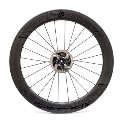 rodas triatlo carbono speedsix air 40 65 pneu disco