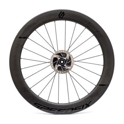 rodas carbono pneu disco speedsix air 65