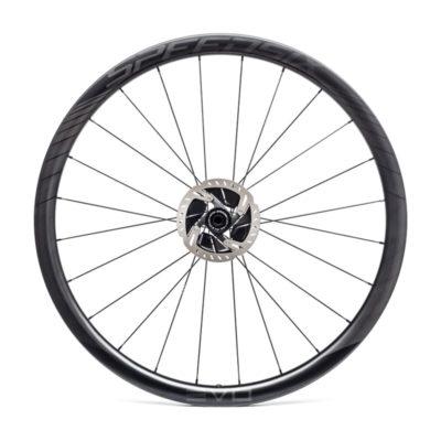 rodas de carbono speedsix evo 35 pneu disco