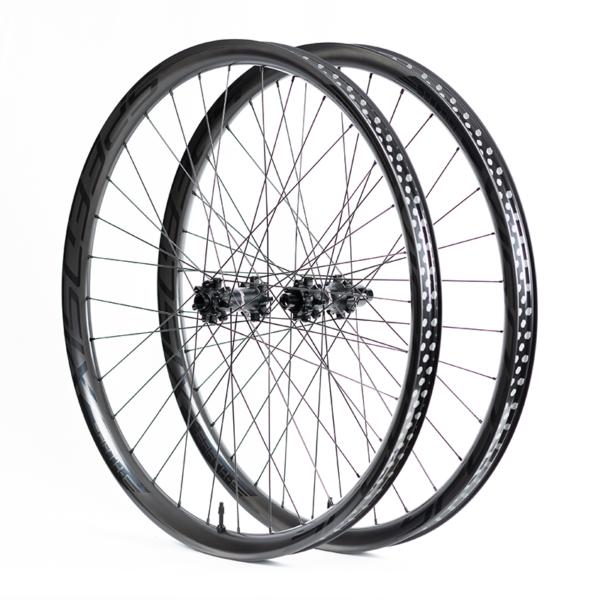 rodas ebike carbono speedsix e black